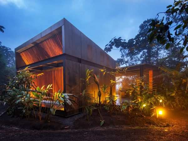 Mashpi Lodge Exterior