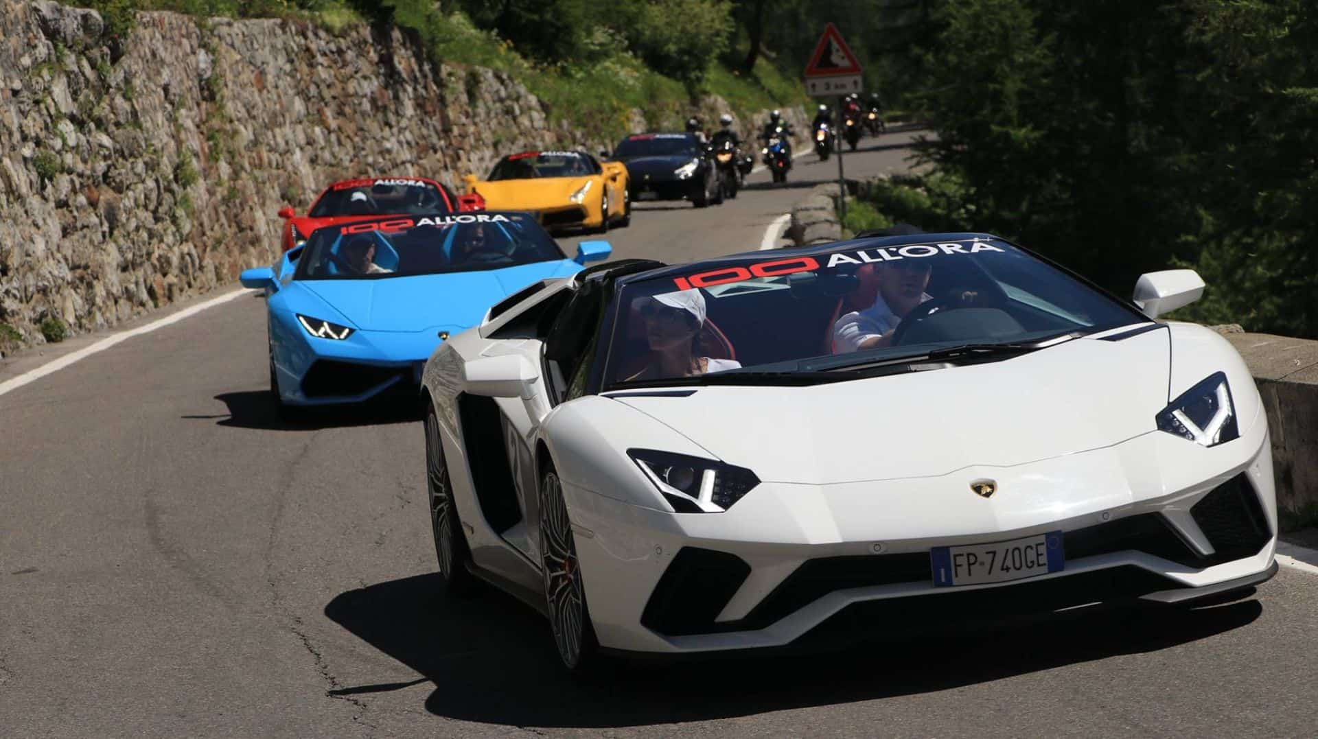 100Allora Supercars Touring