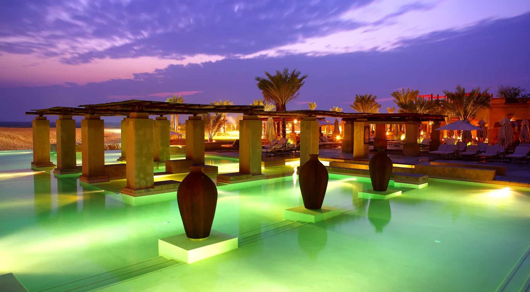 Bab Al Shams Desert Spa Resort Luxury Hotel Dubai The Luxe Voyager