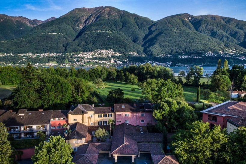 Castello del Sole, Ascona