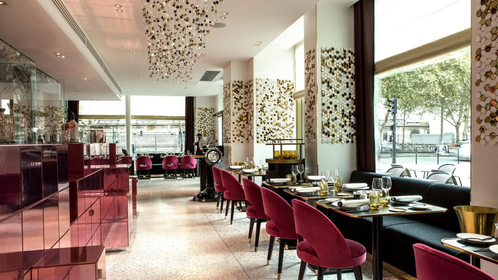 Fauchon Hotel Paris Grand Cafe