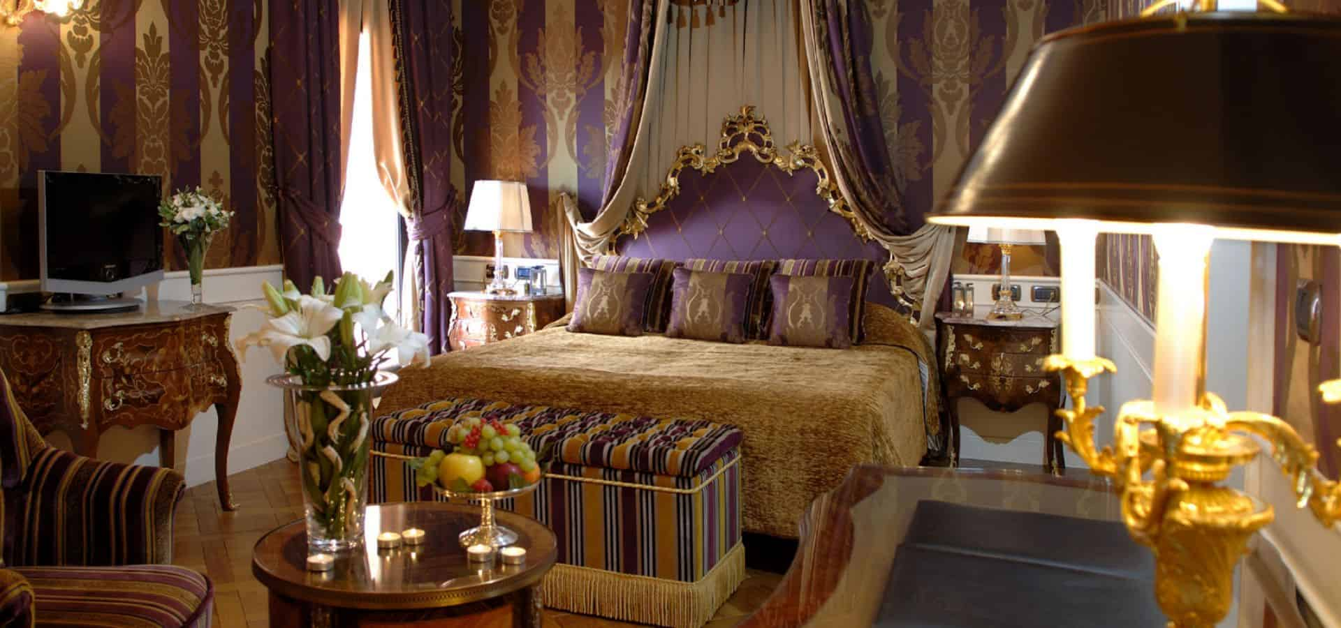 Grand Hotel Majestic Gia Baglioni Junior Suite