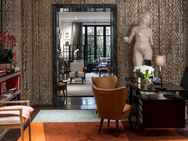 JK Place Paris Lobby