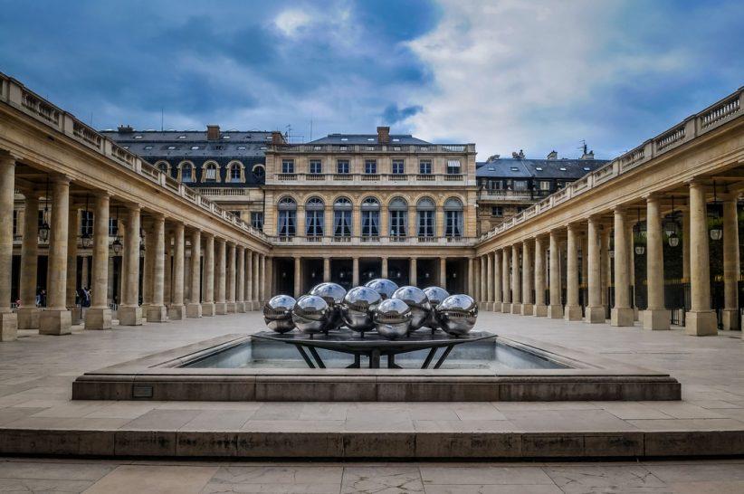 Palais Royal Paris