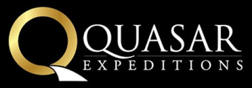 Quasar Expeditions Logo Black