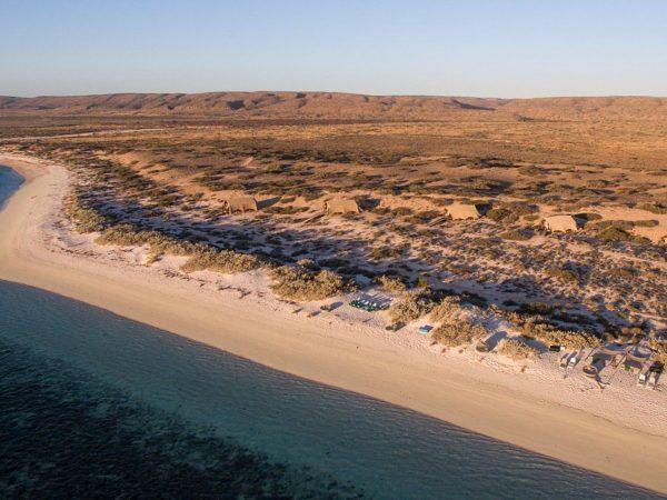 Sal Salis Ningaloo Reef Panorama