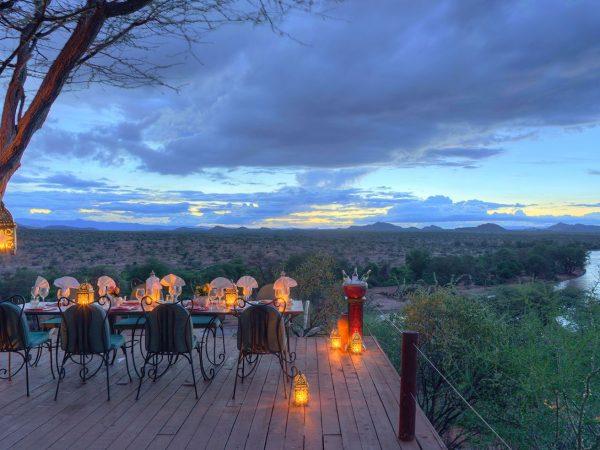 Sasaab Samburu Dining