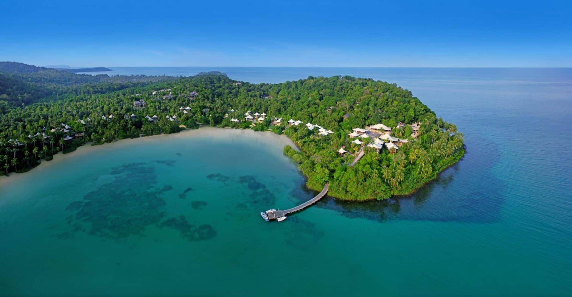 Soneva Kiri Resort Panorama