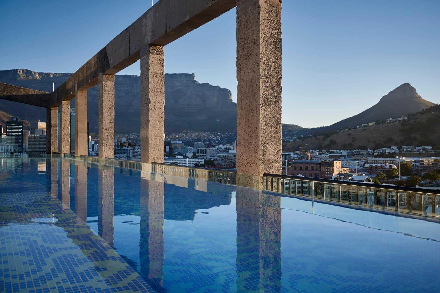 The Silo Hotel Cape Town Rooftop Pool