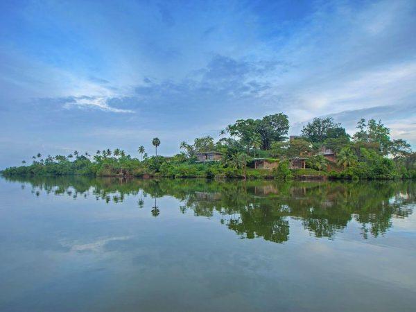 Tri Lanka Hotel Koggala Panorama