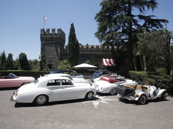 100allora Vintage Car Tours in Italy
