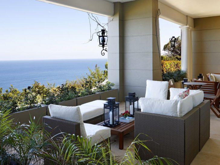 21 Nettleton Cape Town King Room Terrace