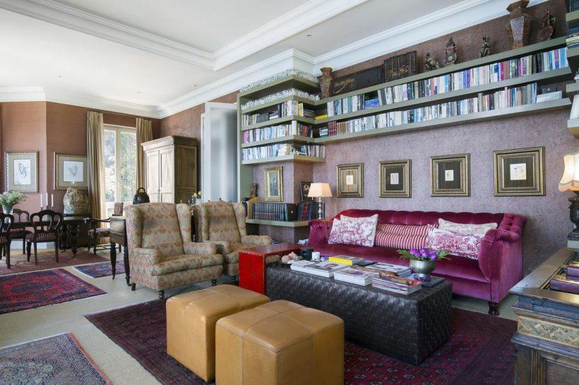 21 Nettleton Cape Town Steinway Suite Living Room