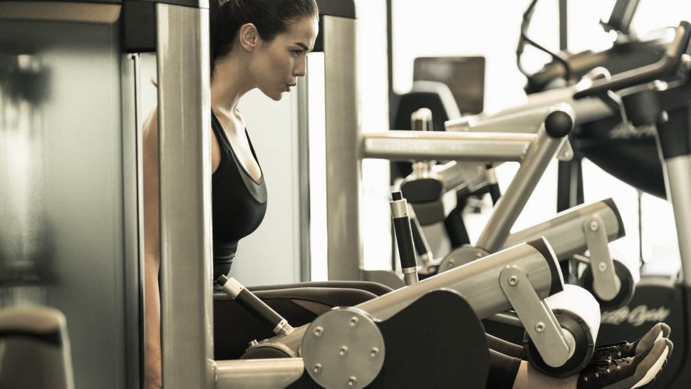 Four Seasons Madrid Fitness Center