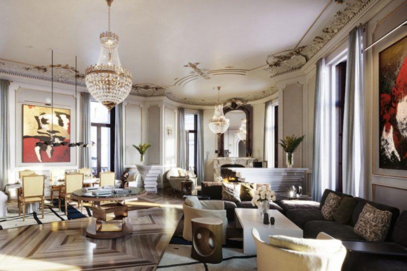 Four Seasons Madrid Royal Suite