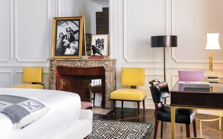 J.K. Place Paris Junior Suite