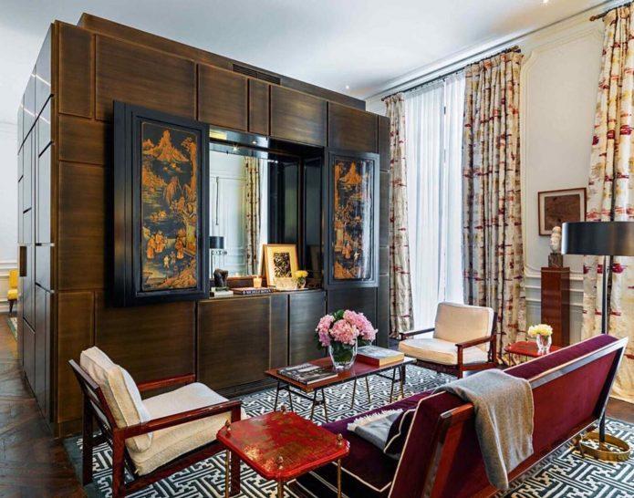 J.K. Place Paris Signature Suite
