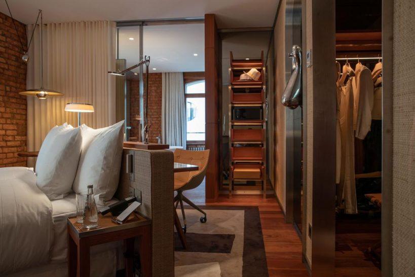 La Reserve Eden Au Lac Zurich Corner Room