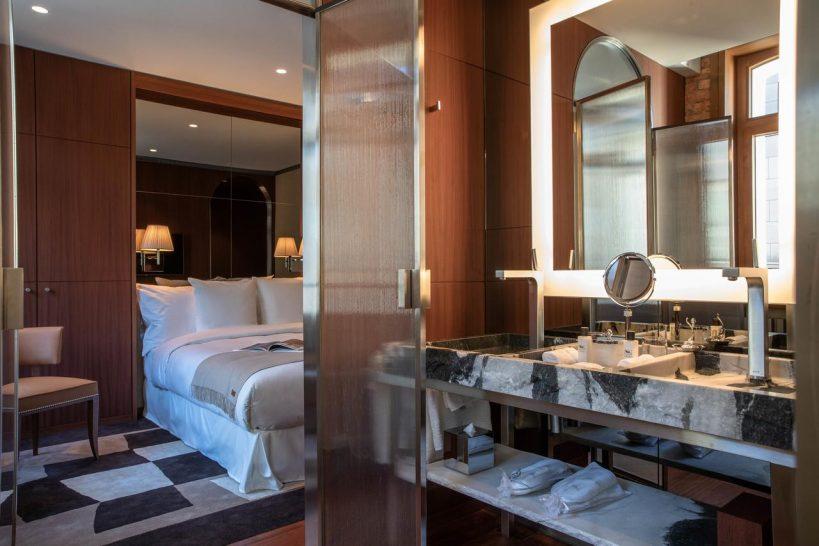 La Reserve Eden Au Lac Zurich Deluxe City Room