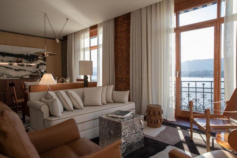 La Reserve Eden Au Lac Zurich Eden Suite