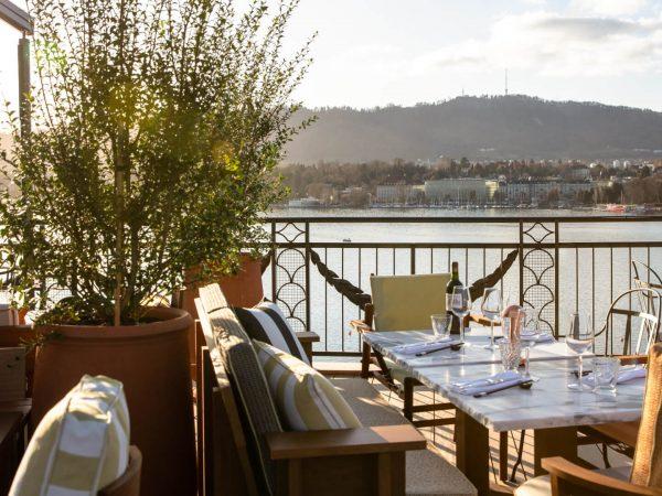 La Reserve Eden Au Lac Zurich La Muna Rooftop