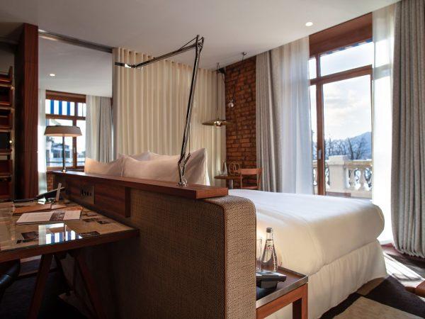 La Reserve Eden Au Lac Zurich Lake View Room