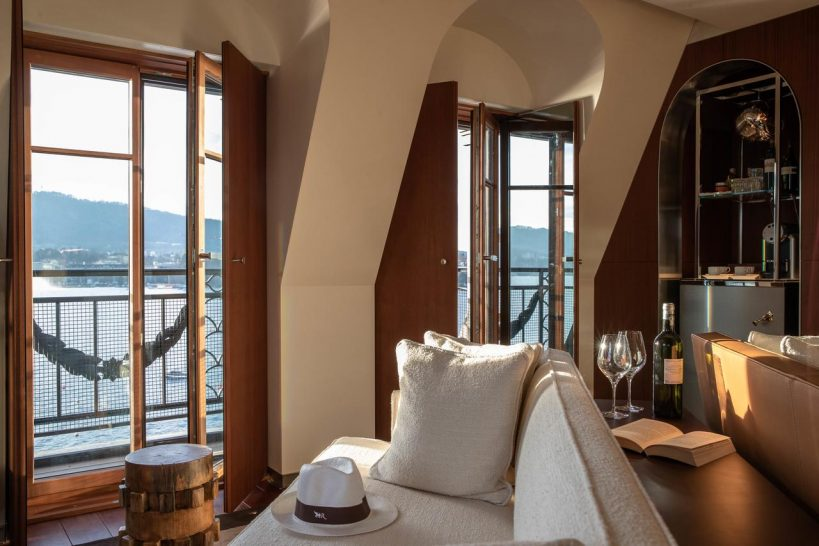 La Reserve Eden Au Lac Zurich Lakeview Suite