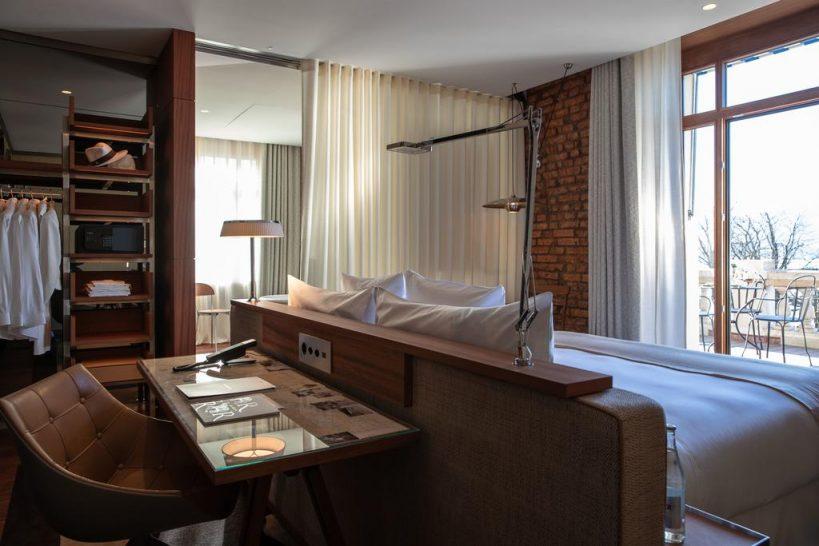 La Reserve Eden Au Lac Zurich Premier Terrace Room