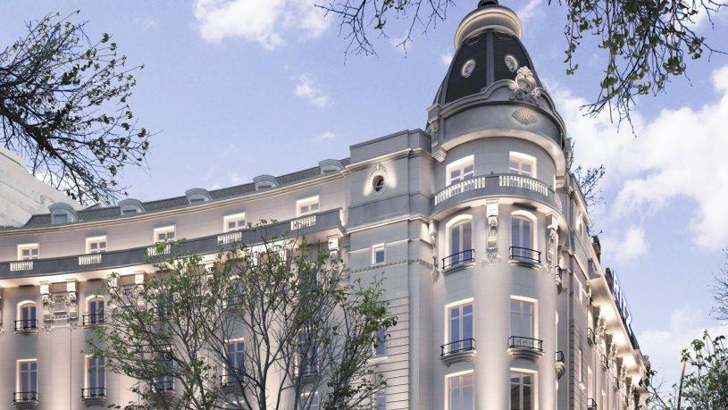 Mandarin Oriental Ritz Madrid Exterior