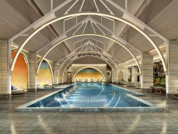 One and Only Portonovi Indoor Pool