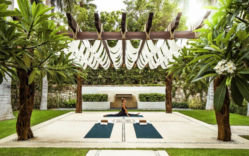 One and Only Portonovi Spa Yoga