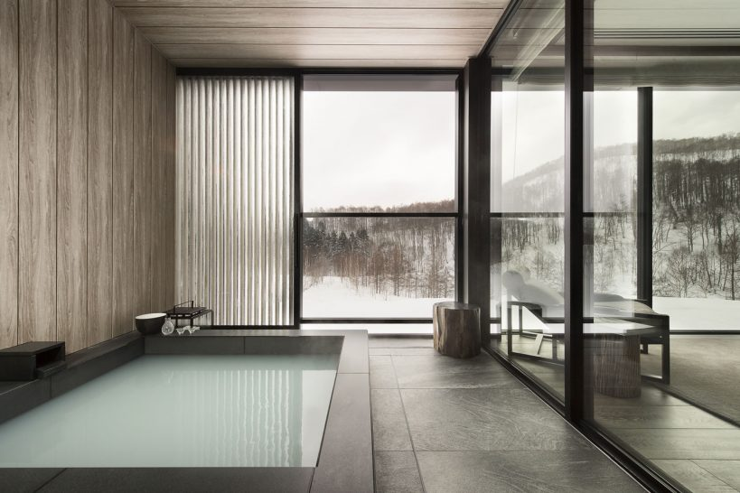 Park Hyatt Niseko Residences Bathroom