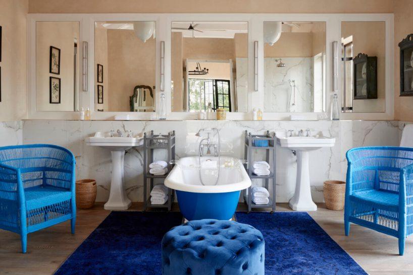 The Farmstead at Royal Malewane The Farmhouse Bathroom