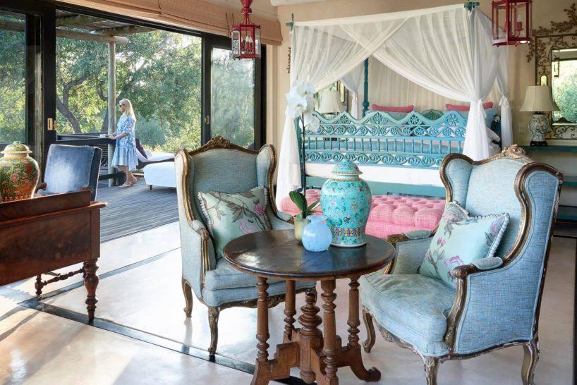 The Farmstead at Royal Malewane The Farmhouse Bedroom