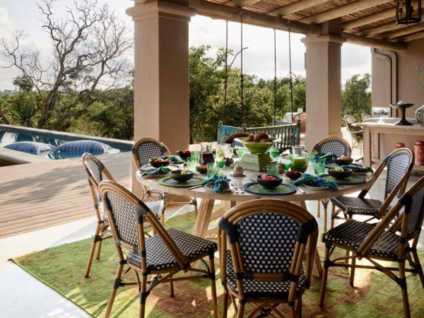 The Farmstead at Royal Malewane The Farmhouse Dining