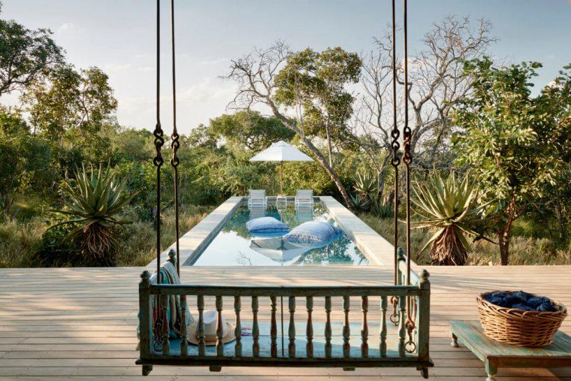 The Farmstead at Royal Malewane The Farmhouse Pool