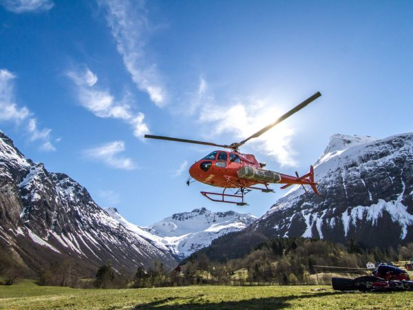 62 Nord Norway Helicopter