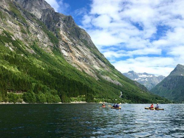 62 Nord Norway Kayaking