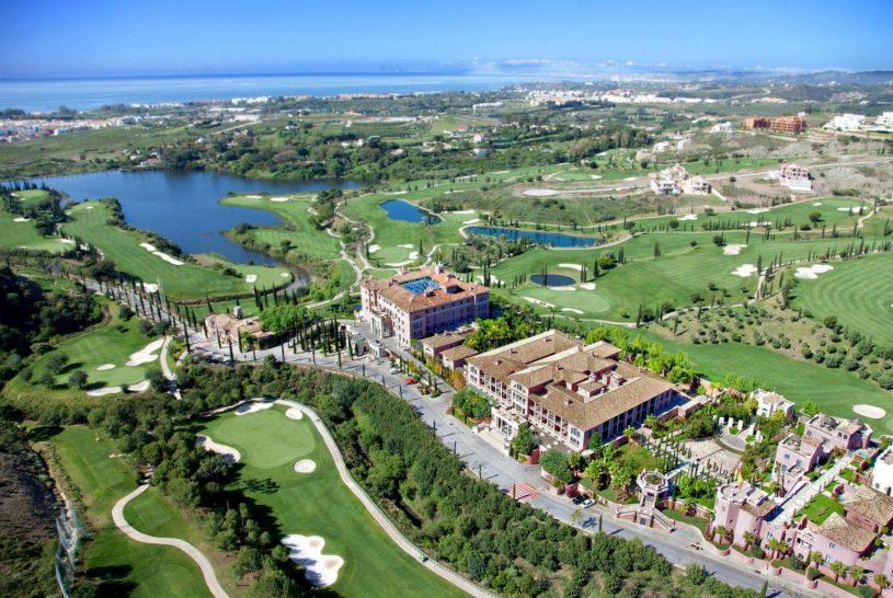Anantara Villa Padierna Palace Marbella Resort Panorama