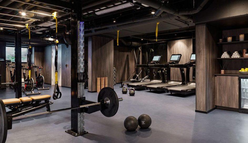 Britannia Hotel Trondheim Gym