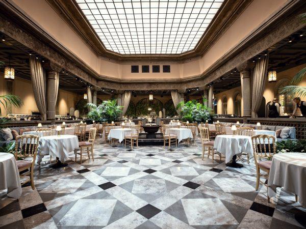 Britannia Hotel Trondheim Palmehaven Restaurant