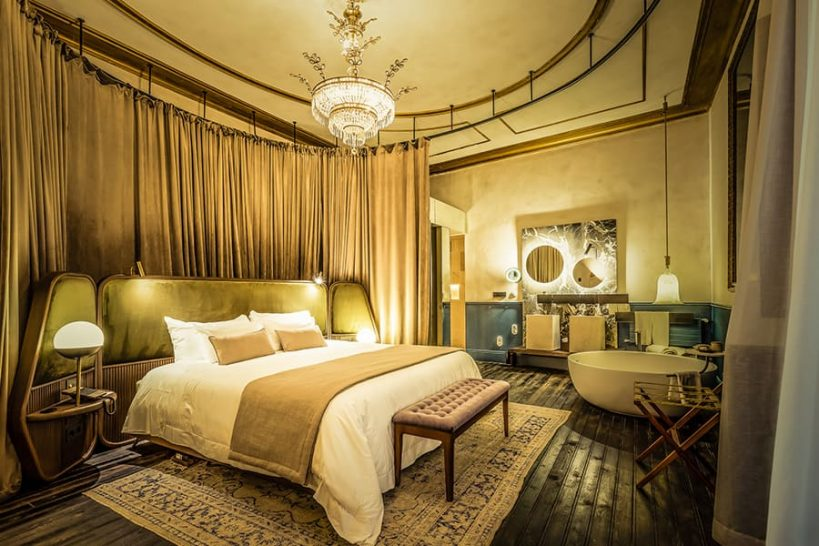 Can Bordoy Grand House and Garden Signature Suite