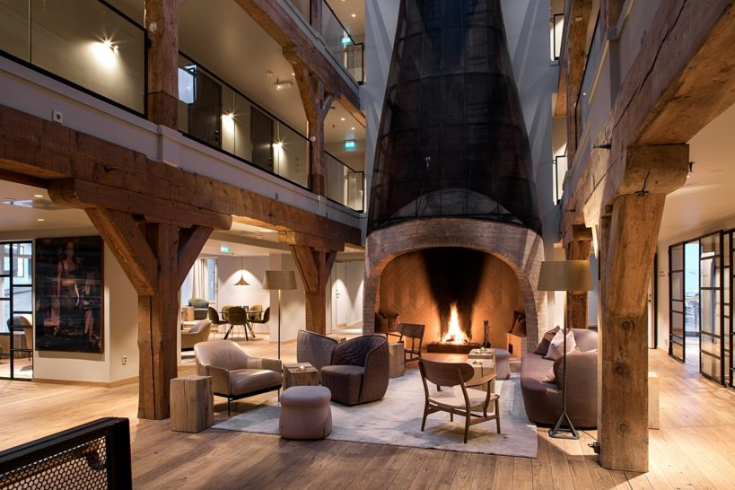Hotel Brosundet Lobby