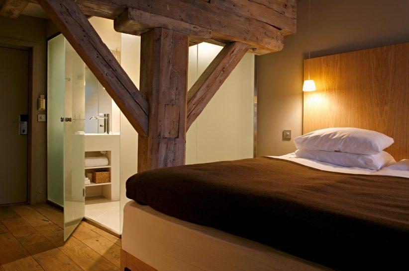 Hotel Brosundet Room