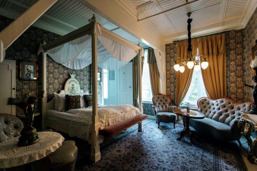 Hotel Union Oye Room