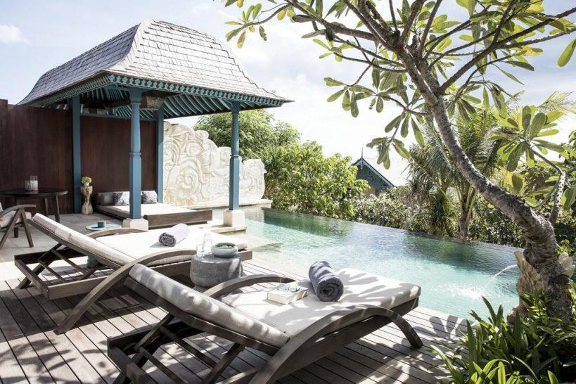 Jumeirah Bali Luxury Pool Villa Resort In Uluwatu The Luxe Voyager