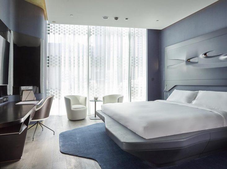 ME Dubai by Melia Chic Suite