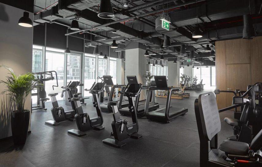 ME Dubai by Melia Gym Fitness