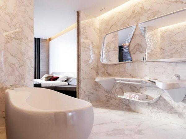 ME Dubai by Melia ME Suite Bathroom