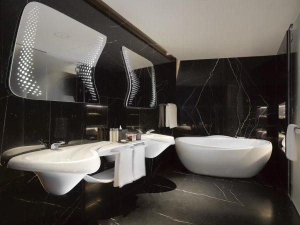 ME Dubai by Melia Vibe Room Bathroom